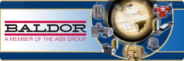 Baldor Ac And Dc Motors Online Ordering