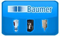 Baumer Laser Proximity Ultrasonic Photoelectric Sensors
