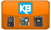 KB Electronics AC DC VFD Inverter Drives