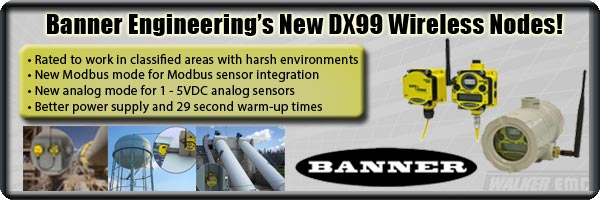 Introducing Banner Engineering's newest