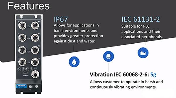 Advantech EKI-2528I-M12-AE