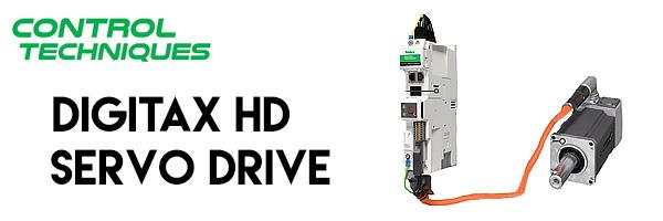 Control Techniques Digitax HD