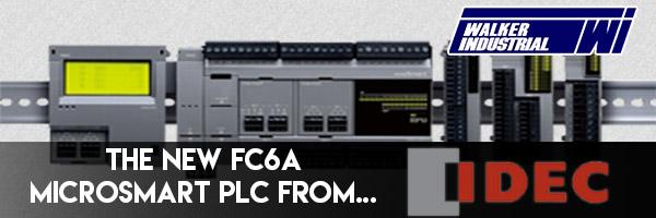 IDEC IDEC's New FC6A Microsmart PLC!