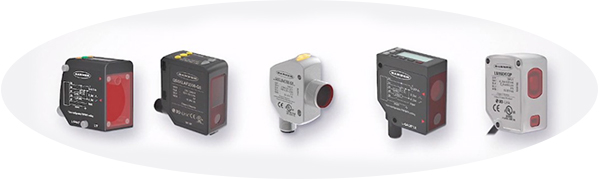 Banner Engineering Laser Sensors