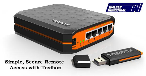 Tosibox-Remote-Access
