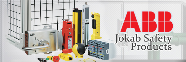 Machine Safety with ABB's Jokab Safety Products