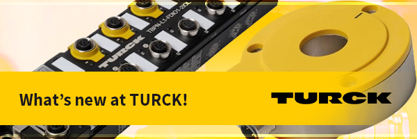 What's new from Turck!