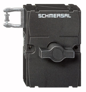 Azm170 B25 L G2 Schmersal T Grip For Left Hand Hinged Guard