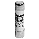 10X38 10A FUSE 500V,Price For:  5 COOPER BUSSMANN C10G10