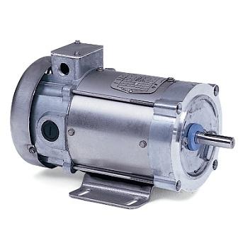 Cdpswd3555 Baldor 1hp 1750rpm Dc 56c 3536p Tefc F1 Motor Washdown Motors