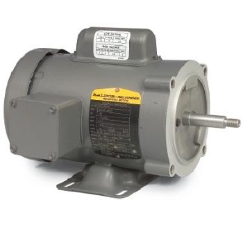 Cjl3504a baldor 5hp 1725rpm 1ph 60hz 56j 3421l Baldor industrial motor pump