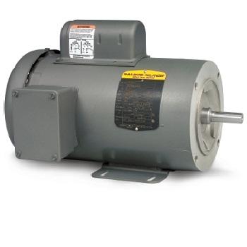 Cl3405 baldor motor 1 3 hp 3450 rpm nema 48 motor Baldor motor repair
