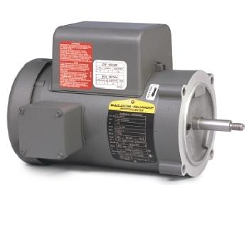 Jl3514a baldor 1 5hp 1725rpm 1ph 60hz 56j 3532lc Baldor industrial motor pump