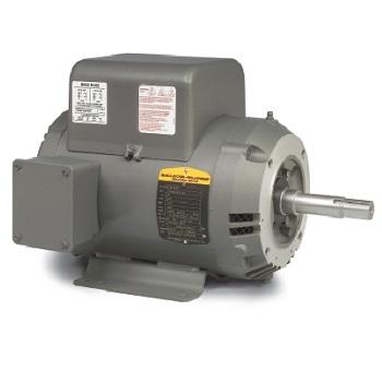 Jml1509t baldor 7 5hp 3450rpm 1ph 60hz 213jm 3729l Baldor industrial motor pump