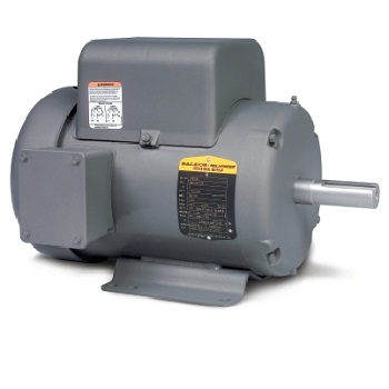 L3507a baldor 75hp 1725rpm 1ph 60hz 56 3428lc tefc f1 motor standard rigid base Baldor motor repair