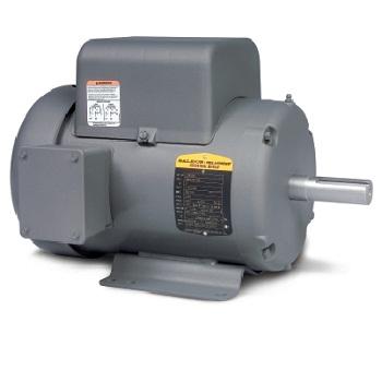 L3507a baldor 75hp 1725rpm 1ph 60hz 56 3428lc tefc f1 motor standard rigid base Baldor motor repair