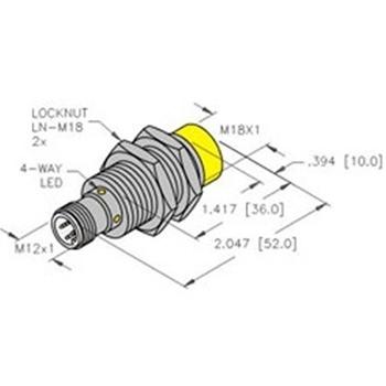 4 wire proximity sensor wiring diagram 4 image turck sensor wiring diagram turck auto wiring diagram schematic on 4 wire proximity sensor wiring diagram