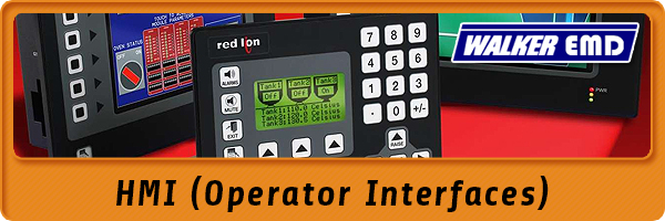 hmi operator interfaces