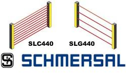 Schmersal SLC440 and SLG440 Safety Light Curtains and Grids
