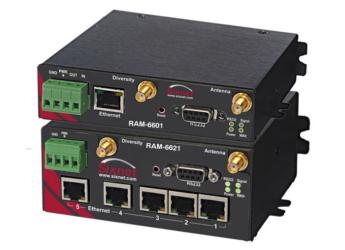 Sixnet's RAM 6000 Industrial Cellular Remote Terminal Units (RTUs)