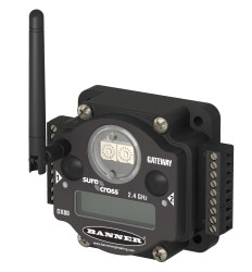 Banner DX80 Q45 Q and QC Surecross Wireless Gateway