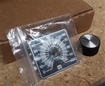 9832 KB Electronics Knob and Dial Kit - Large Dial Plate