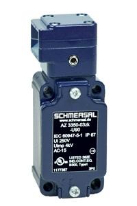 Az3350 12zuek U90 Schmersal Actuator Head Rotated 90 For