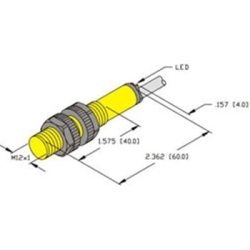 bi2 m12 ap6x turck 12mm barrel sensor embeddable potted in 3 bi2 m12 ap6x turck 12mm barrel sensor embeddable potted in 3 wire dc pnp