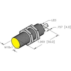 Bi8 G18 Adz30x2 Turck 18mm Barrel Sensor Embeddable