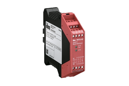 Hr1s Ac5121 Idec Hr1s Ac5121 Safety Relay 1 Channel 3no Out