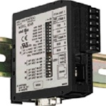ICM50000 Red Lion Controls Din Rail Modules - 3 way Isolated RS232/RS485 Converter