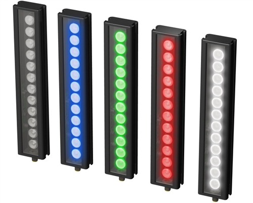 Banner LEDBLA290XD6-XQ Blue Led High-power Linear Area Light 24v-dc