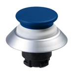 NDLP30BL - Schmersal Blue NDLP lighted pushbutton with white bellows