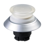 NDLP30WS- Schmersal White NDLP lighted pushbutton with white bellows