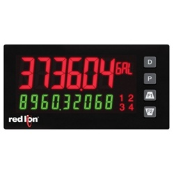 PAX2A000 - Red Lion Dual Line Display Process Meter