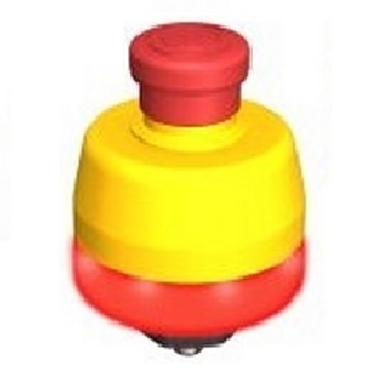 26262 Ssa-Eb1plxr-02Ecq5a Banner Ssa-Eb1plxr-02Ecq5a Emergency Stop Push Button