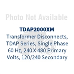 TDAP2000XM - Acme Electric