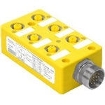 Turck VB 60-5-CSM 12 6-port J-box; 2 signal per port; multifast connector (U0931-37) VB605CSM12